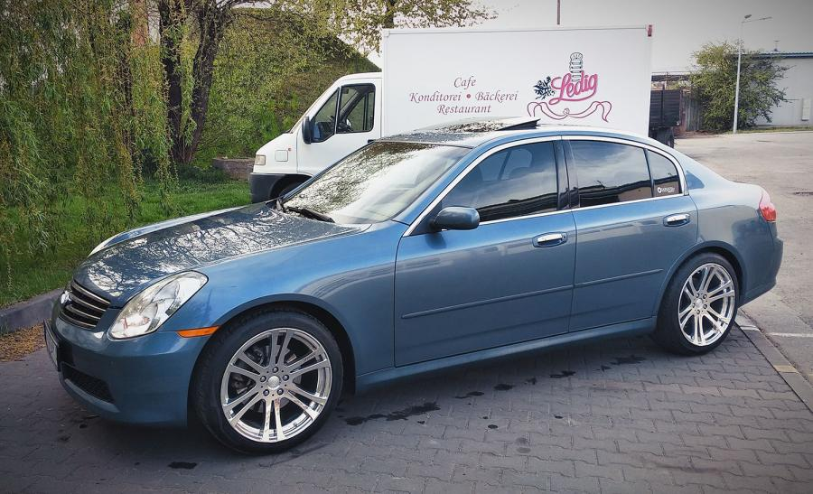 Infiniti G35 Sedan - damiansd4hide3